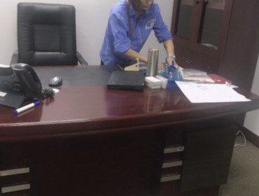 Dịch vụ vệ sinh chuyên nghiệp trong các văn phòng