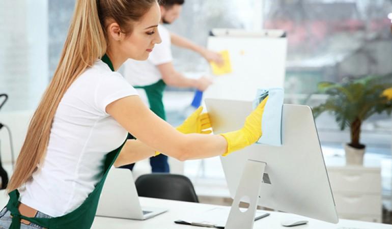 Dịch vụ tổng vệ sinh trên mọi yêu cầu