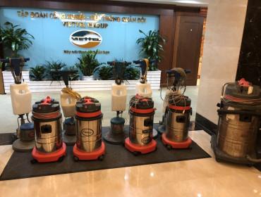 Giặt thảm văn phòng uy tín tại Hà Nội