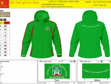 Đồng phục của Green House